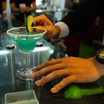 • Practice of mixing international popular Cocktails and Mocktails.