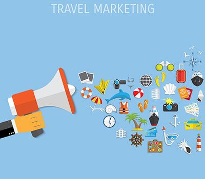 World travel and tourism marketing