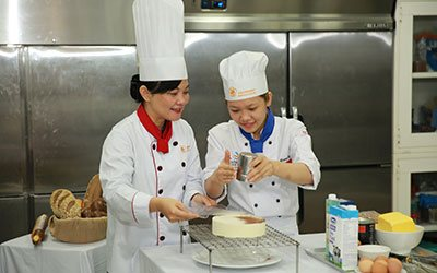 Advanced Baking Technique course
