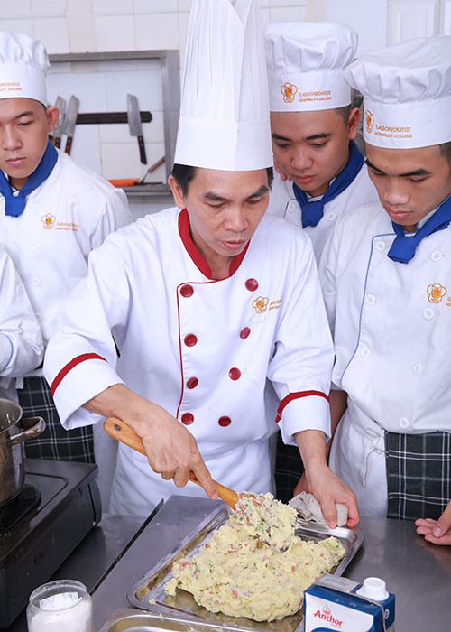 Advanced Course of Asian Cuisine